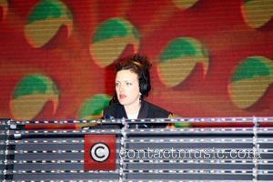Annie Mac,  at the Radio 1 'Kick Start The Summer' summer dance festival. Torbay, England - 19.05.12