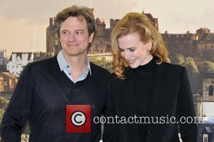 Colin Firth and Nicole Kidman