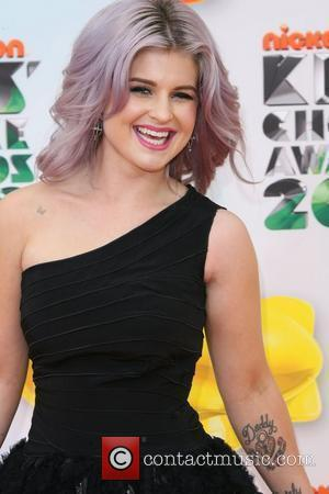Kelly Osbourne 2012 Kids Choice Awards held at Galen Center Los Angeles, California - 31.03.12