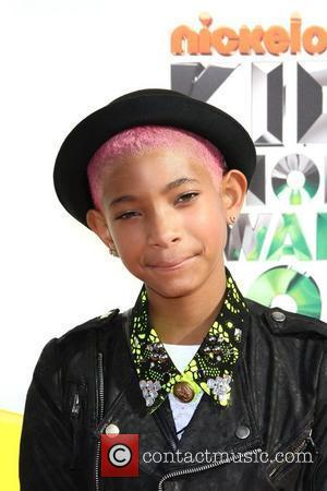 Willow Smith 2012 Kids Choice Awards held at the Galen Center - Arrivals  Los Angeles, California - 31.03.12