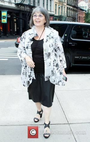 Roseanne Barr,  at the Cinema Society screening of LD Entertainment's 'Killer Joe' at the Tribeca Grand Hotel New York...