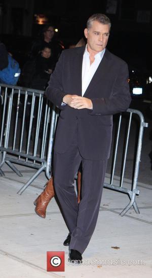 Ray Liotta, Killing Them Softly Premiere