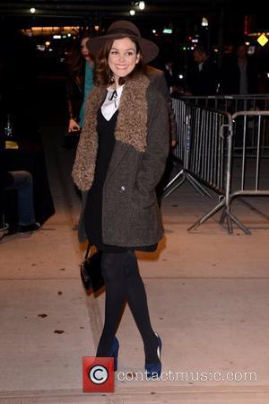 Nora Zehetner   New York Premiere of 'Killing Them Softly' at the SVA Theate - Outside Arrivals New York...