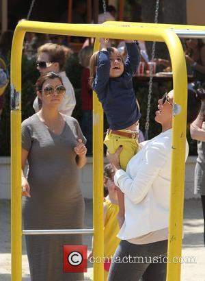 Kourtney Kardashian Has Baby Shower In New York