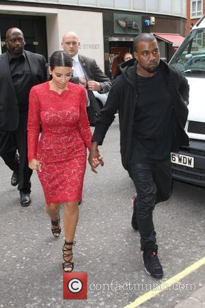 Kim Kardashian, Kanye West and Selfridges