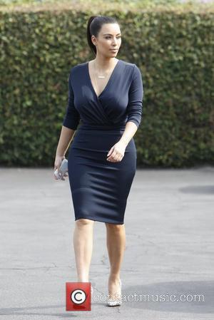 Kim Kardashian's Terror At Theme Park