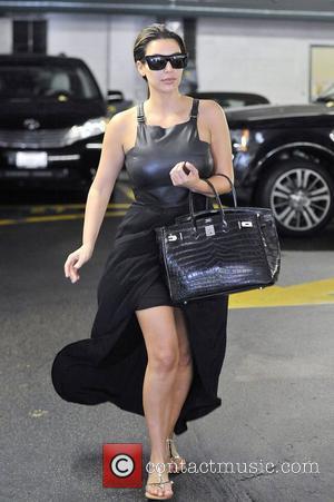 Kim Kardashian and Beverly Hills