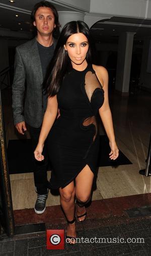 Kim Kardashian and Scott Disick