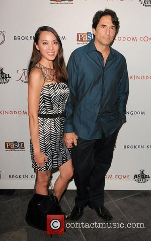 Vincent Spano and Brenda Li