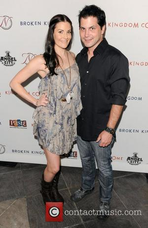 Rileah Vanderbilt and Adam Green The world premiere of the 'Kingdom Come'  at the Harmony Gold Theater - Arrivals...