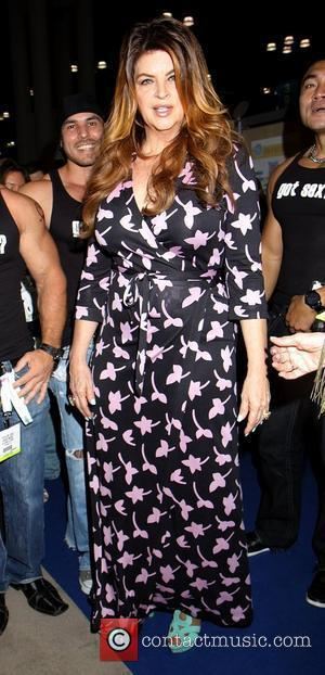 Kirstie Alley  promotes her upcoming book, 'The Art of Men (I Prefer Mine Al Dente)' at BookExpo America New...