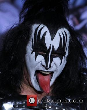 Gene Simmons Motley Crue And KISS Announce Their Co-Headlining Tour Los Angeles, California - 20.03.12