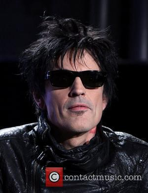 Tommy Lee Motley Crue And KISS Announce Their Co-Headlining Tour Los Angeles, California - 20.03.12