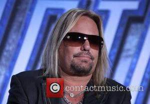 Vince Neil Motley Crue And KISS Announce Their Co-Headlining Tour Los Angeles, California - 20.03.12