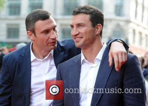 Wladimir Klitschko and Vitali Klitschko