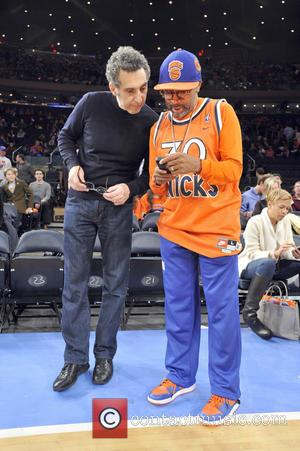 John Turturro, Spike Lee and Madison Square Garden