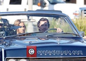 Isabel Lucas and Christian Bale