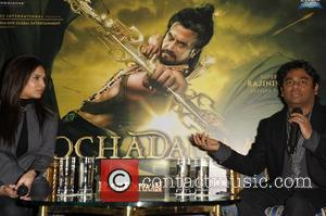 Soundarya and A. R. Rahman