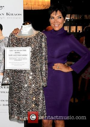 Kris Jenner  makes an appearance at 'Kardashian Khaos' inside The Mirage Hotel & Casino Las Vegas, Nevada - 13.10.12