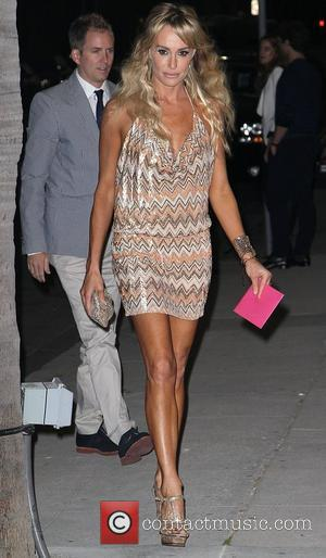 Taylor Armstrong Celebrities attend Kyle Richards pre-opening party for her new Beverly Hills Boutique Los Angeles, California - 21.07.12