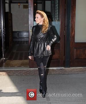 Kylie Minogue and Manhattan Hotel