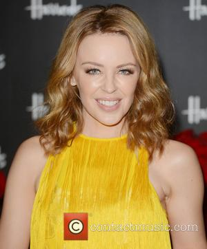 Kylie Minogue, Fashion and Harrods