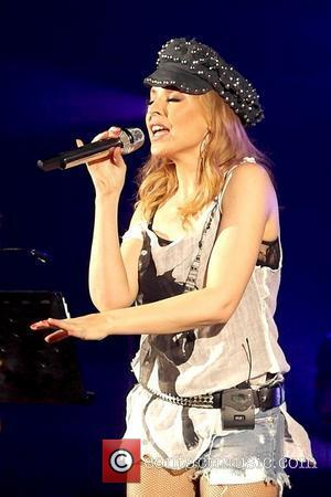 Kylie Minogue and Hammersmith Apollo