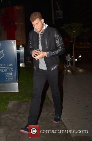 Blake Griffin arriving at BOA Steakhouse Los Angeles, California - 01.12.12