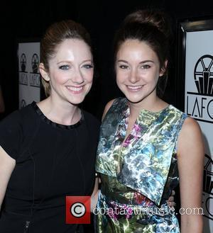 Judy Greer and Shailene Woodley
