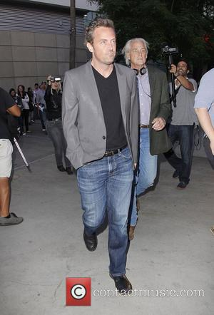 Matthew Perry and Staples Center