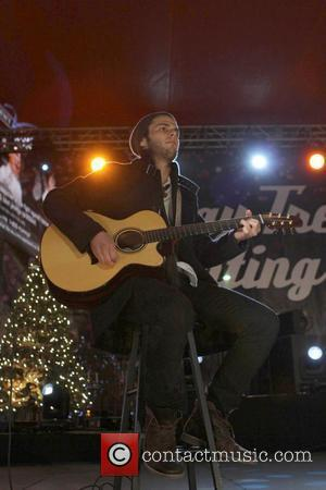 JoJo The 4th annual holiday Christmas tree lighting ceremony at L.A. LIVE and the opening of LA Kings at The...