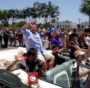 Chaz Bono 42nd annual L.A. Pride Parade in West Hollywood West Hollywood, California - 10.06.12