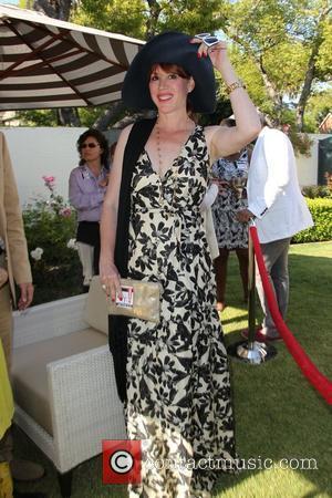 Molly Ringwald The 3rd Annual Garden Party hosted by Los Angeles Mayor Antonio Villaraigosa for LA PRIDE held at The...
