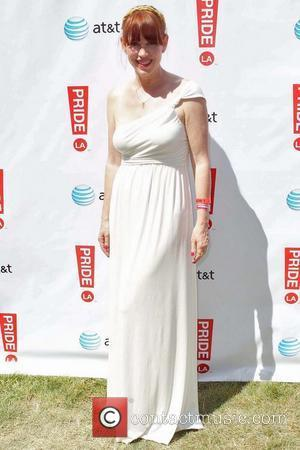 Molly Ringwald  LA Pride 2012 in West Hollywood - Day 3 - VIP  Los Angeles - California -...