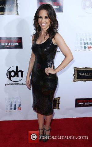 Lacey Chabert Lacey Chabert celebrates her 30th Birthday at Gallery Nightclub at Planet Hollywood Resort and Casino  Las Vegas,...