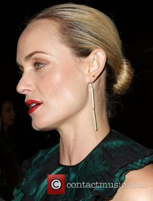 Amber Valletta Hair At LACMA Gala