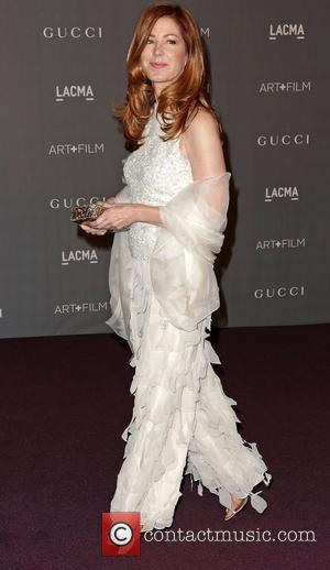 Dana Delany LACMA 2012 Art + Film Gala Honoring Ed Ruscha and Stanley Kubrick presented by Gucci at LACMA -...