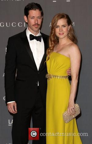 Darren Le Gallo and Amy Adams LACMA 2012 Art + Film Gala Honoring Ed Ruscha and Stanley Kubrick presented by...