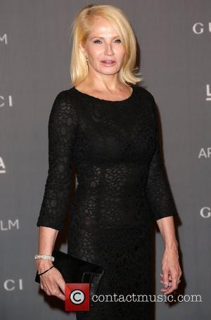 Ellen Barkin LACMA 2012 Art + Film Gala Honoring Ed Ruscha and Stanley Kubrick presented by Gucci at LACMA -...