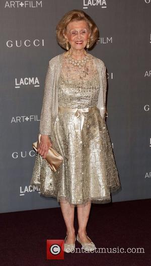 Barbara Davis LACMA 2012 Art + Film Gala Honoring Ed Ruscha and Stanley Kubrick presented by Gucci at LACMA -...