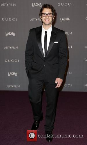 Josh Groban LACMA 2012 Art + Film Gala Honoring Ed Ruscha and Stanley Kubrick presented by Gucci at LACMA -...