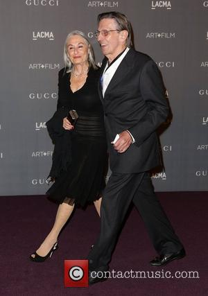 Leonard Nimoy and  Susan Nimoy LACMA 2012 Art + Film Gala Honoring Ed Ruscha and Stanley Kubrick presented by...