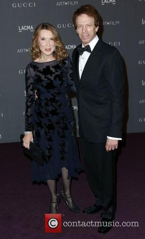 Linda Bruckheimer and Jerry Bruckheimer