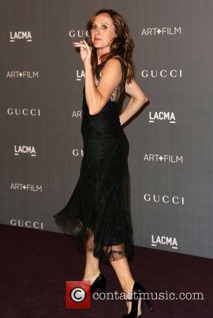 Molly Shannon LACMA 2012 Art + Film Gala Honoring Ed Ruscha and Stanley Kubrick presented by Gucci at LACMA -...