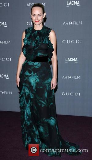 Amber Valletta  LACMA 2012 Art + Film Gala Honoring Ed Ruscha and Stanley Kubrick presented by Gucci at LACMA...