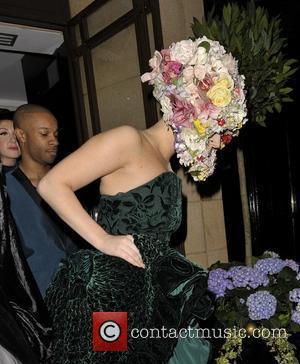 Lady Gaga and London Fashion Week