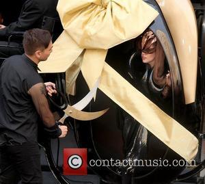 Lady Gaga and Macy's