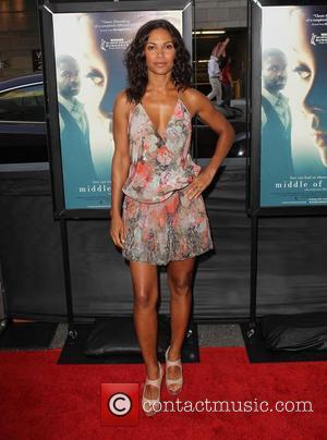 Salli Richardson-Whitfield 2012 Film Festival - Middle Of Nowhere Premiere held at Regal Cinemas L.A. Live Los Angeles, California -...