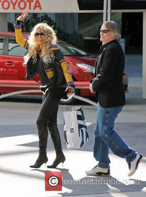 Dyan Cannon,  arriving at the basketball match between Los Angeles Lakers and the Chicago Bulls held at the Staples...
