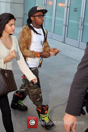 Lil Wayne and Staples Center